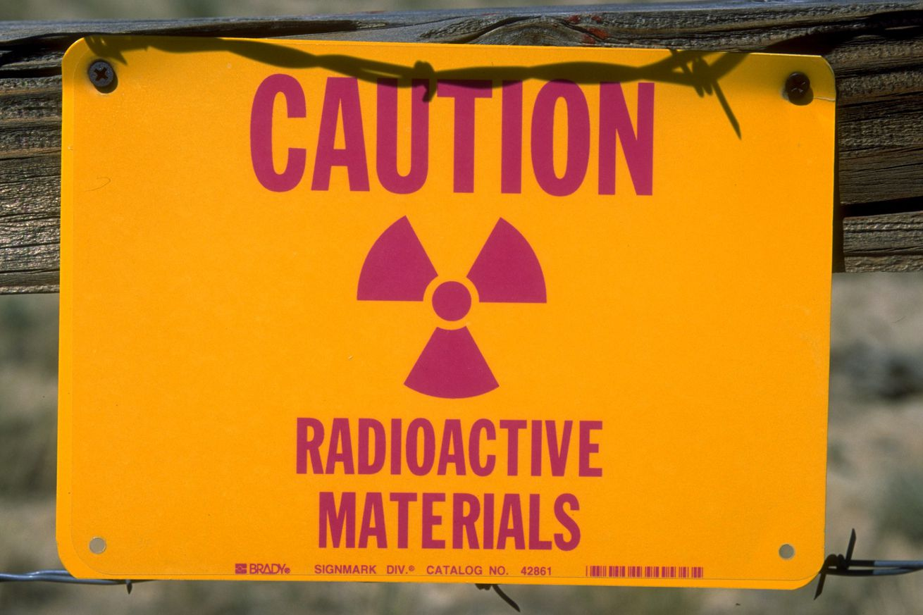 the us government has trouble keeping track of radioactive material