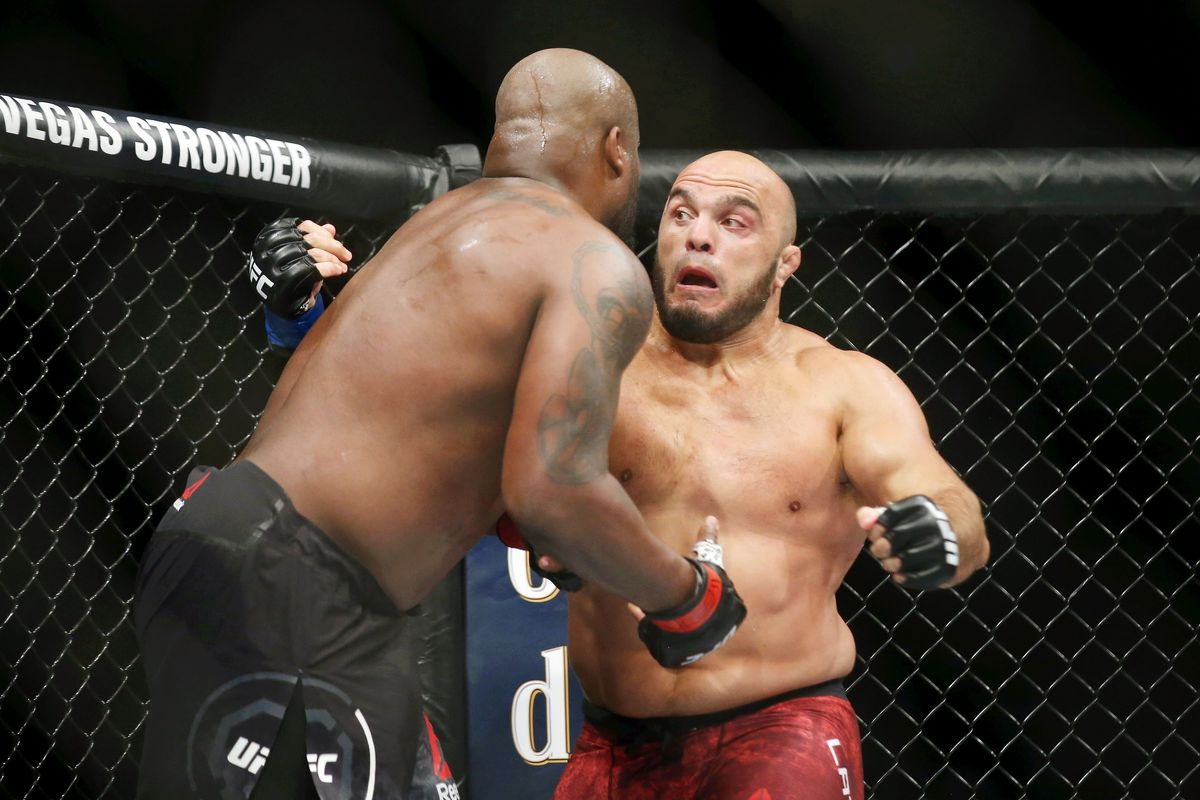 MMA: UFC 247-Lewis vs Latifi