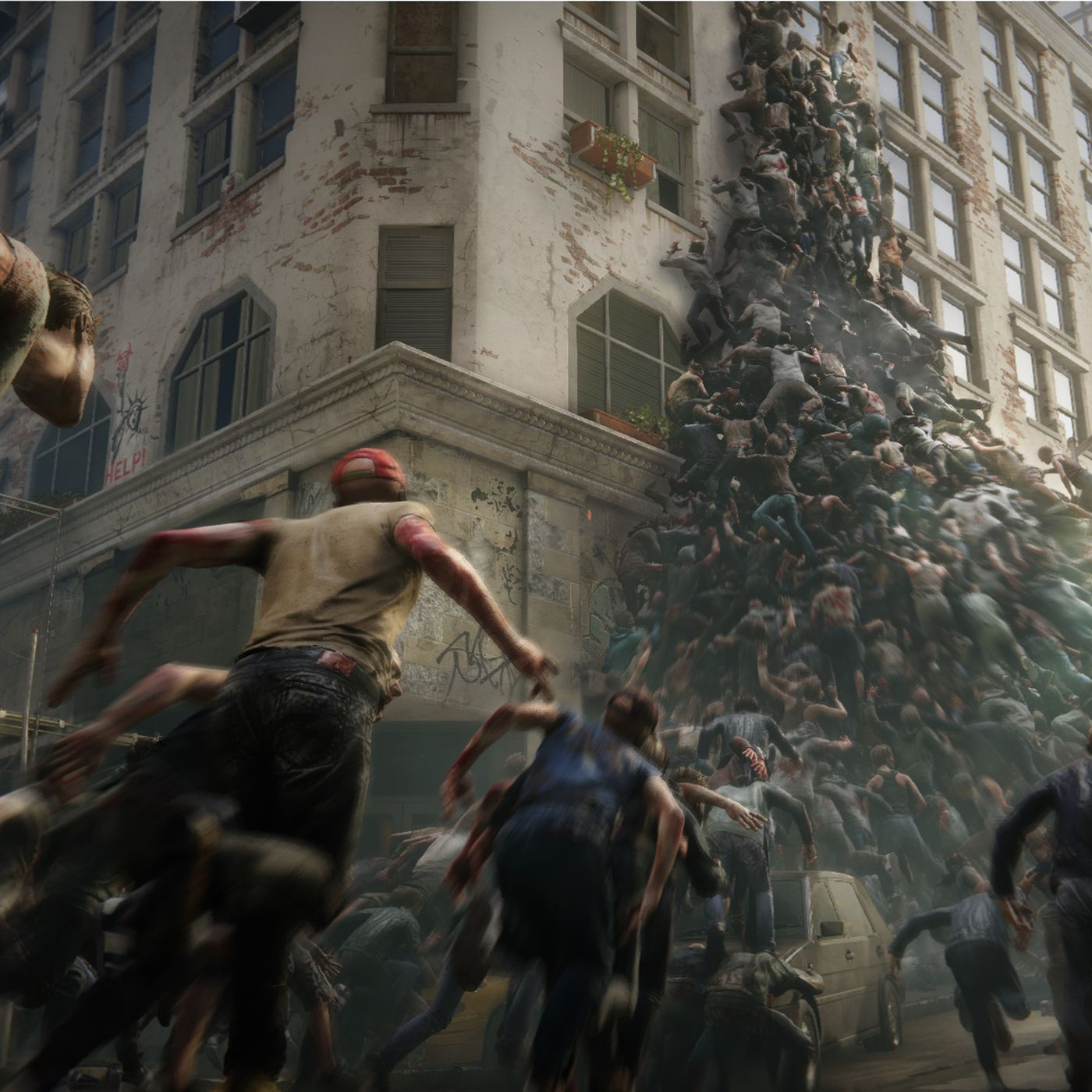 World war z is becoming a video game polygon gumiabroncs Image collections