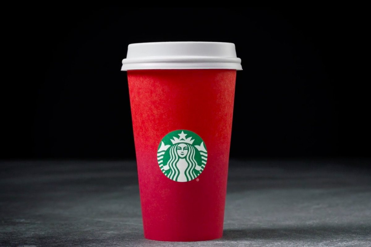 Everybody Chill, Starbucks Is Bringing Red Holiday Cups Back - Eater