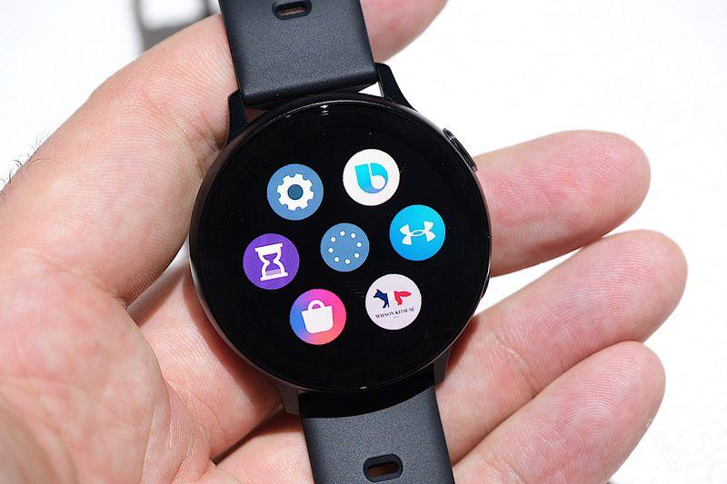 Samsung Galaxy Watch Active 2 sẽ có phiên bản Under Armour - Ảnh 5.