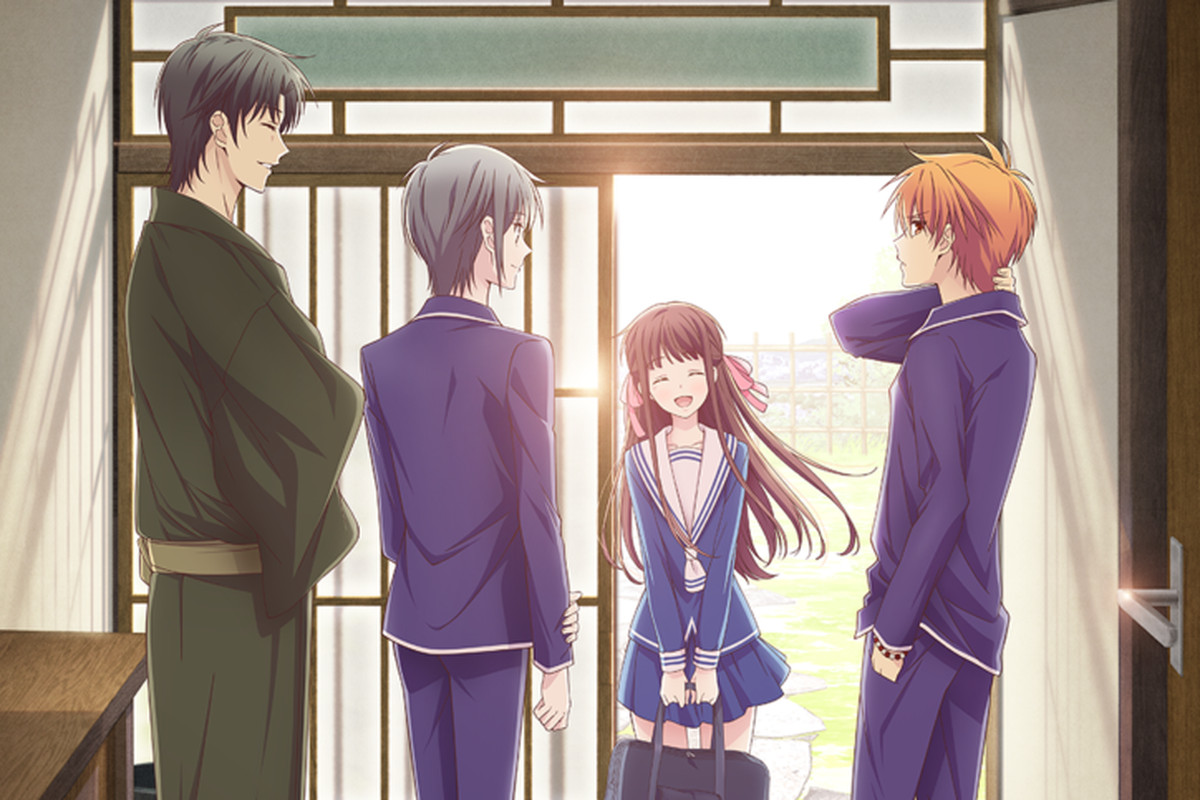 Image result for fruits basket 2019