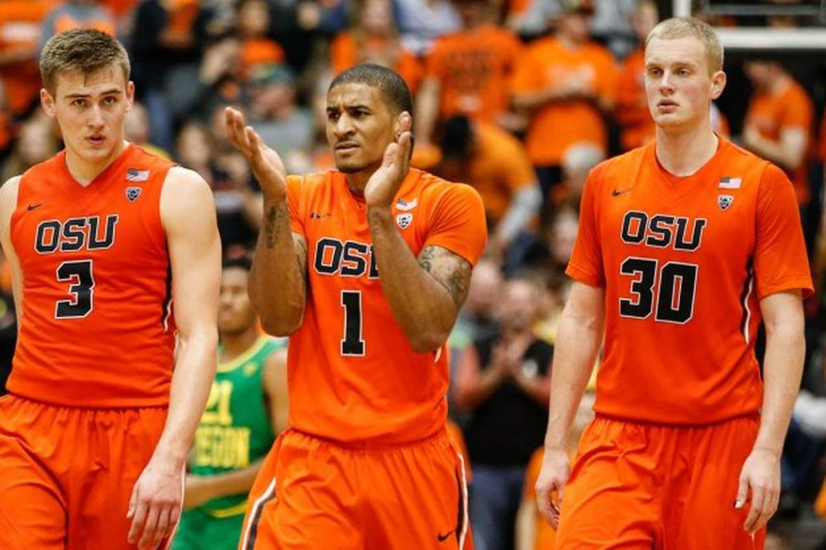 Tres Tinkle, Gary Patyon, and Olaf Schaftenaar all played major roles in Oregon State's win Sunday. The Beavers will need them to come up big again against Stanford.