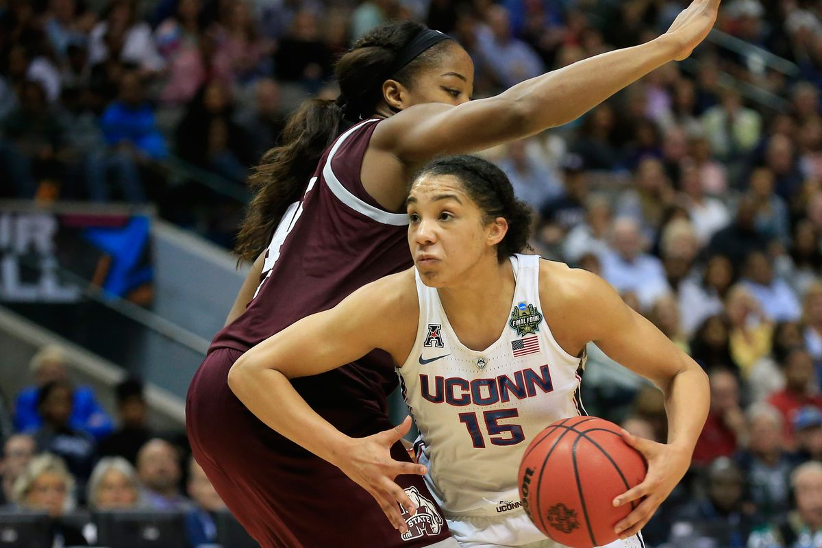 UConn earns top overall seed; defending champ South Carolina No. 2 seed