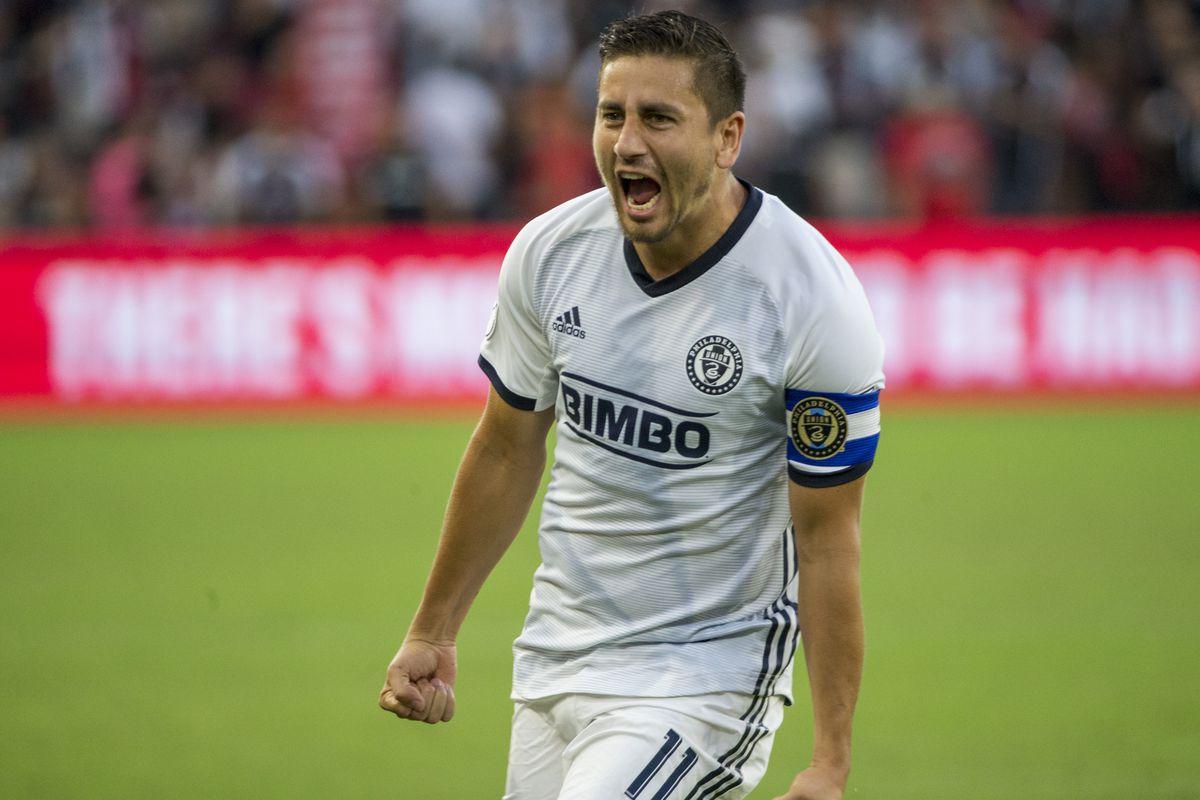 SOCCER: AUG 04 MLS - Philadelphia Union at DC United
