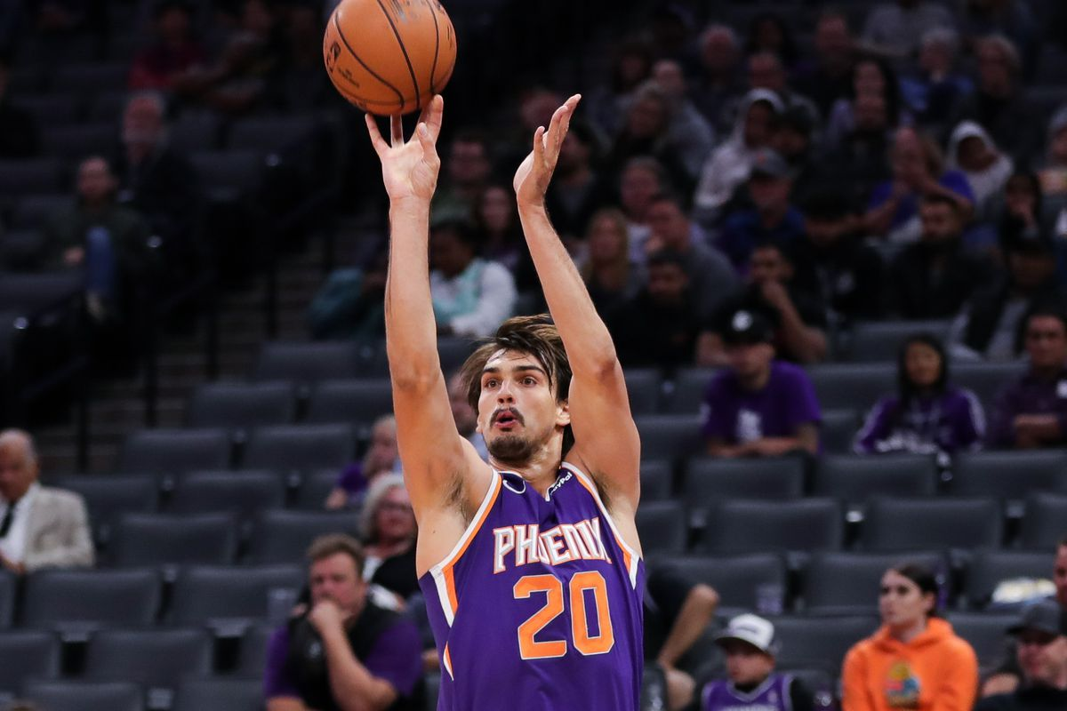 Miss the 24 three point explosion by the Suns? Check it here