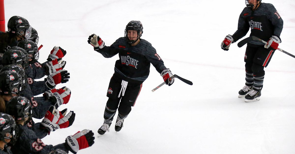 Outside the Shoe podcast: Catching up on Ohio State women's ice hockey - Land-Grant Holy Land