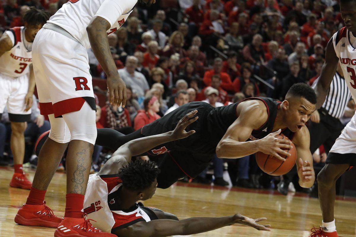 NCAA Basketball: Rutgers at Nebraska