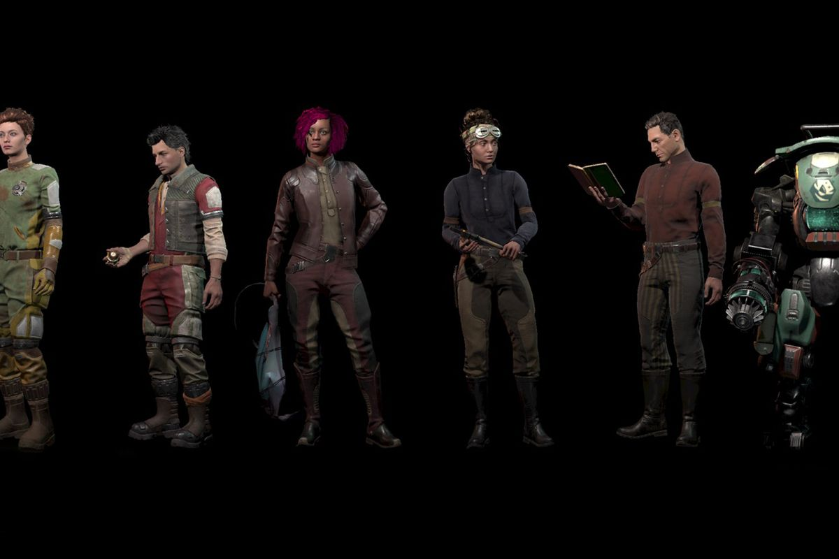 Companions in The Outer Worlds