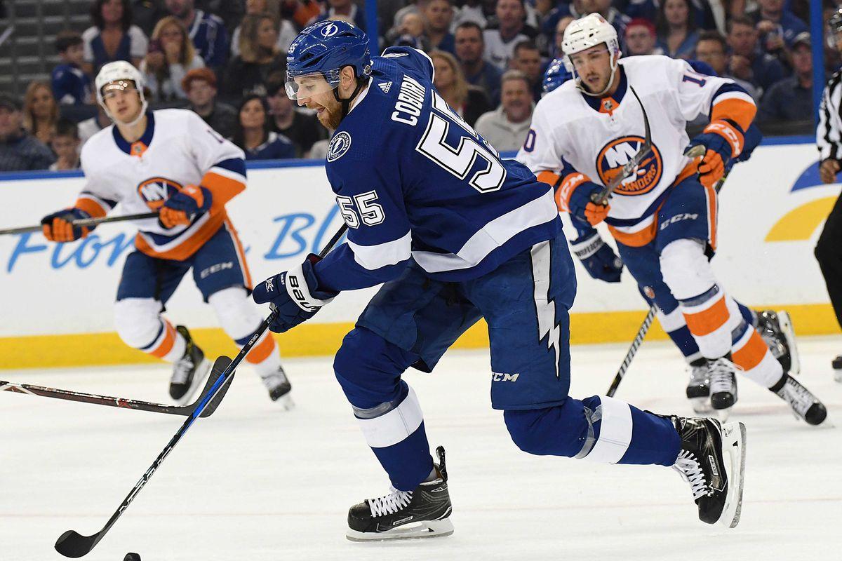 NHL: New York Islanders at Tampa Bay Lightning