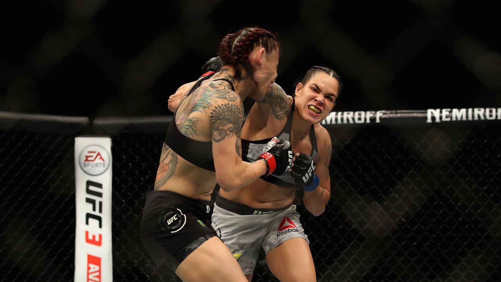 UFC 239 Free Fight Video: Watch Amanda Nunes become champ-champ by obliterating Cris Cyborg