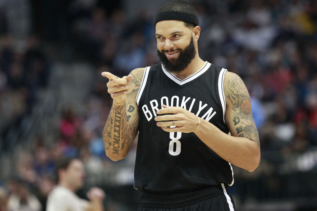 33a68523135 Stein: Deron Williams seeking release from Brooklyn Nets so he can sign  with Dallas Mavericks