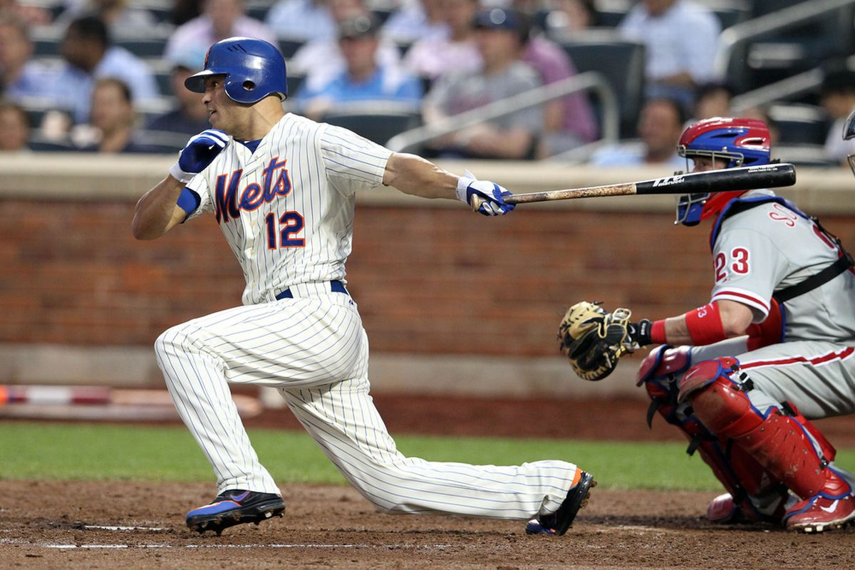Scott Hairston, the best number 12 since Ron Darling.