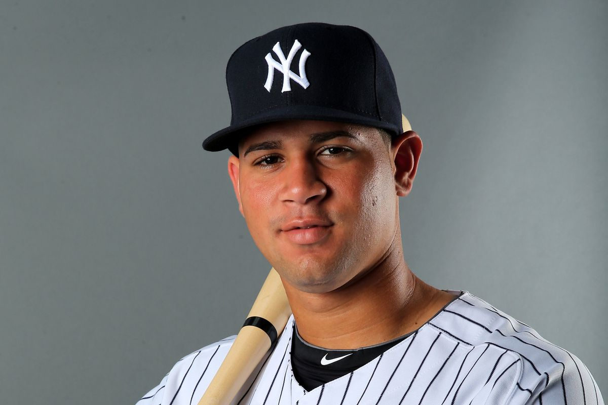 Gary Sanchez is the Yankees' real top prospect.