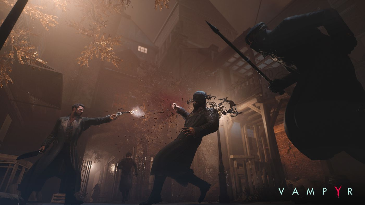 Vampyr is a game about saving souls, not sacrificing them