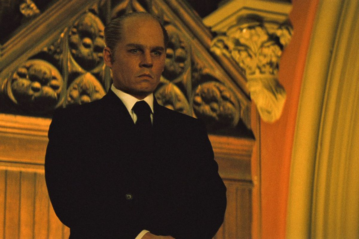 New Johnny Depp movie Black Mass is Obviously Failed Oscarbait