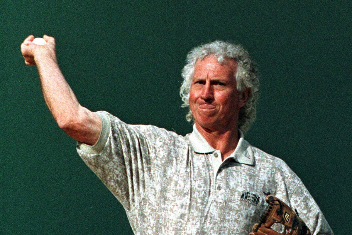 Former pitching star Don Sutton, who was inducted
