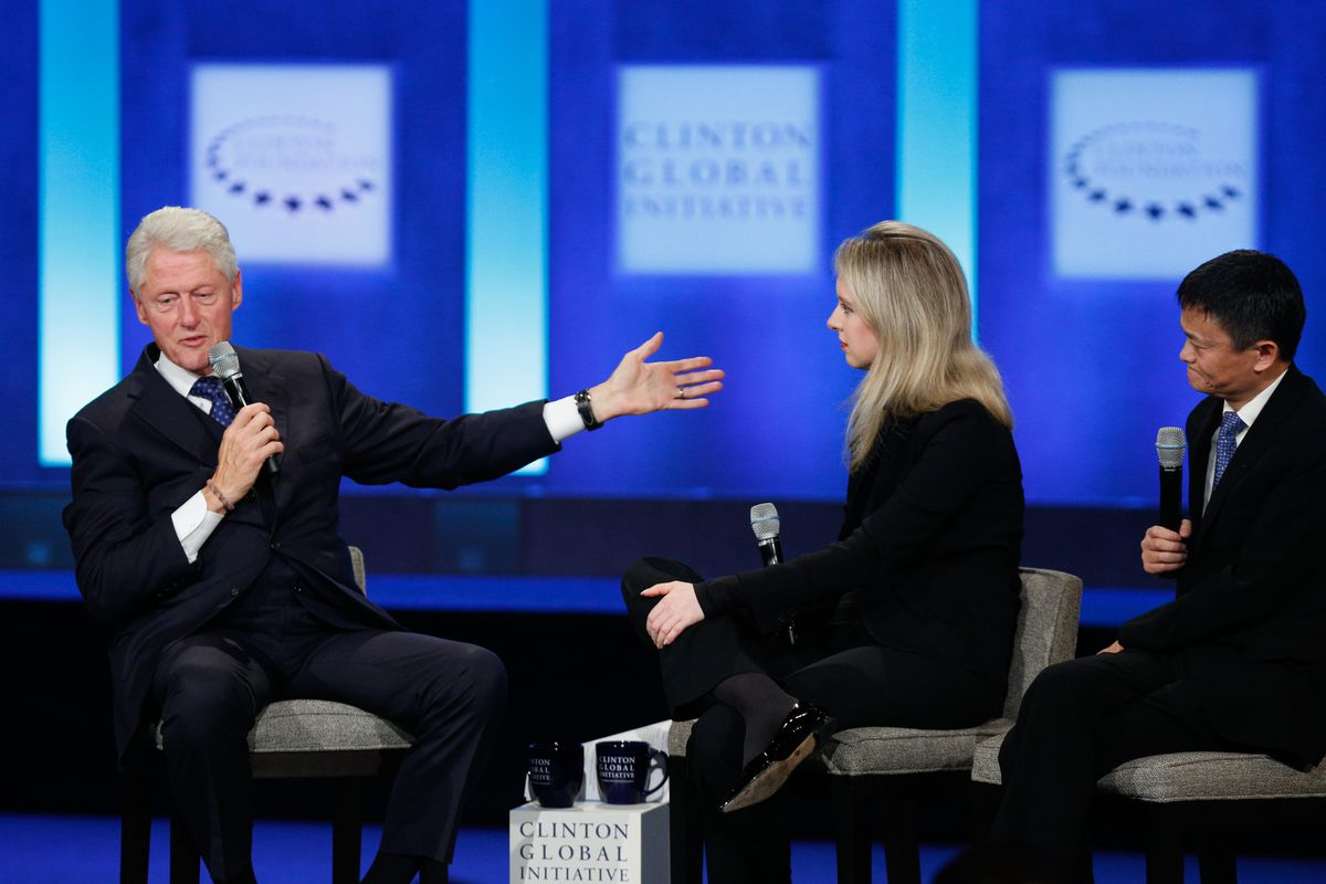 Clinton Global Initiative 2015 Annual Meeting - Day 4