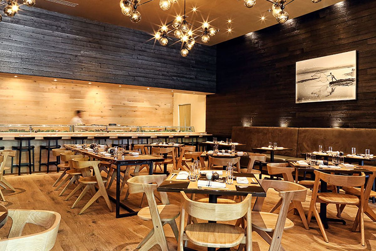 Umi recently hosted a dinner at the James Beard House in NYC, but is it the best sushi house in Atlanta?