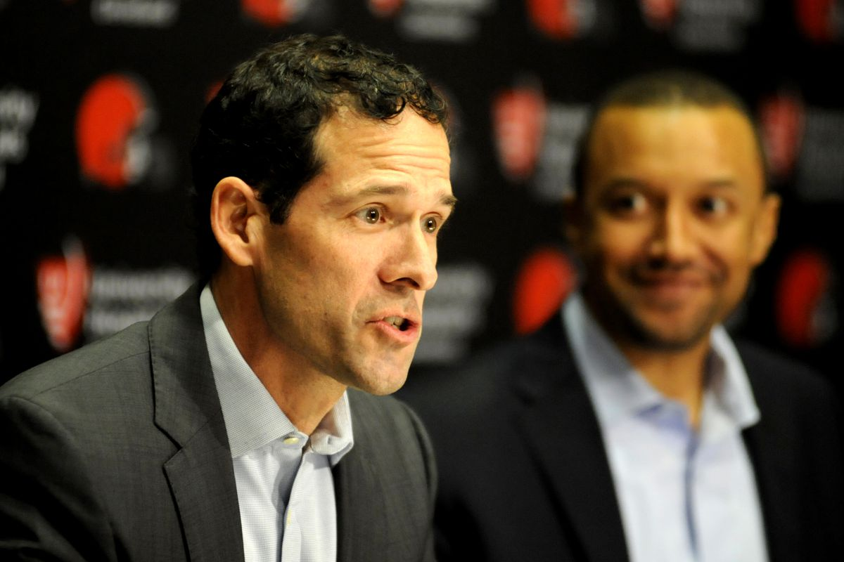 Paul DePodesta and Sashi Brown Introductory Press Conference