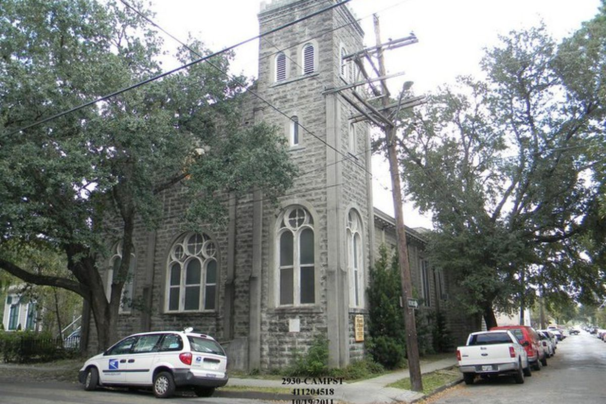 New orleans homes neighborhoods architecture and real estate no beyonce didnt buy this church in new orleans fandeluxe Image collections