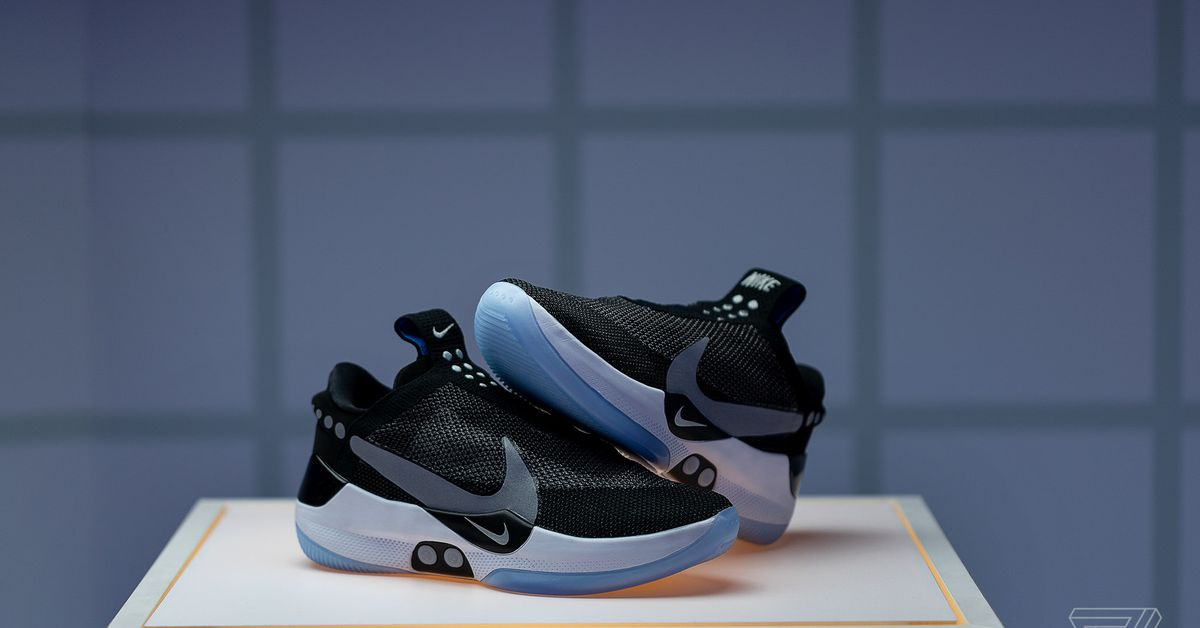 Nike Says It's 'actively Working' to Fix its Broken Smart Sneakers