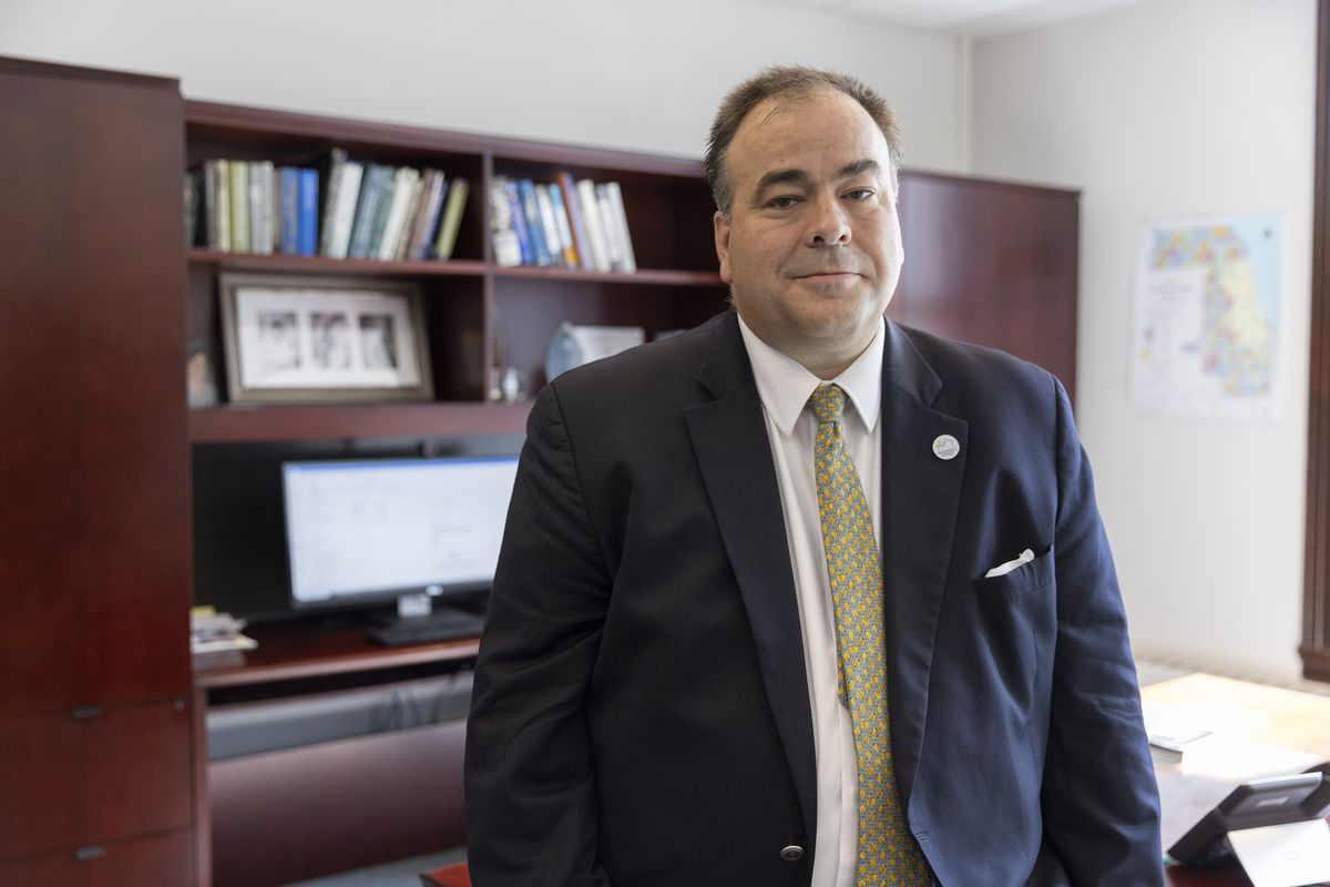Cook County Assessor Fritz Kaegi says he's interpreting state law the way his predecessor Joseph Berrios did, though the state of Illinois' guidance to assessors spells out that's wrong. The number of ineligible homes getting the tax breaks for disabled veterans has shot up under Kaegi.