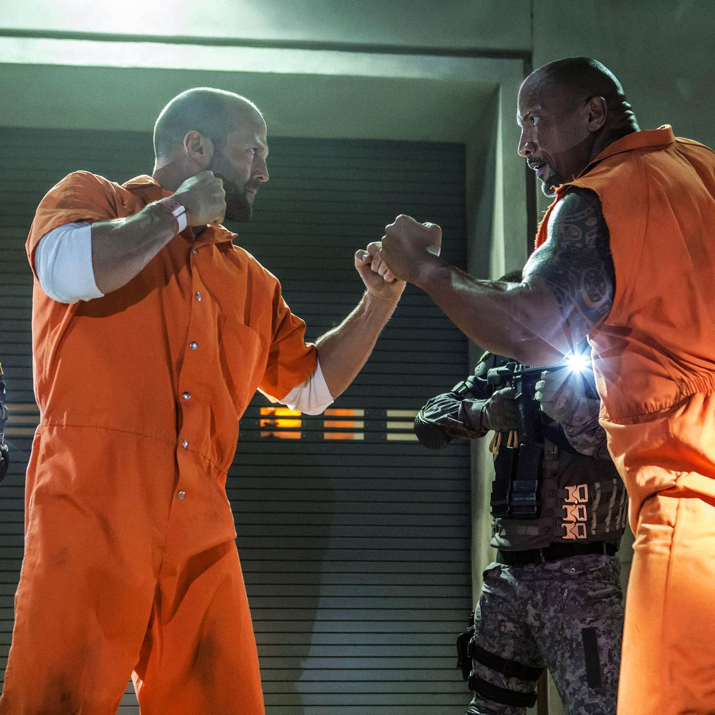 Dwayne Johnson and Jason Statham spinoff is the only