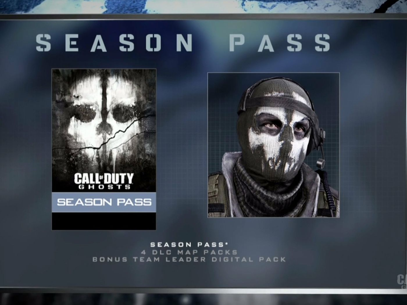 Call of Duty: Ghosts DLC transfers to next-gen with Season P ... Call Of Duty Ghosts Maps Packs on