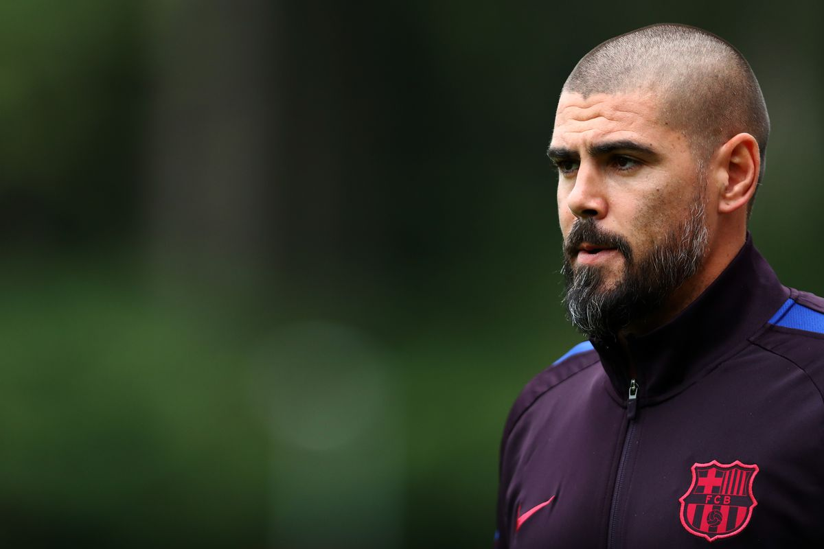 Victor Valdes sends message to Ansu Fati ahead of Real Betis clash