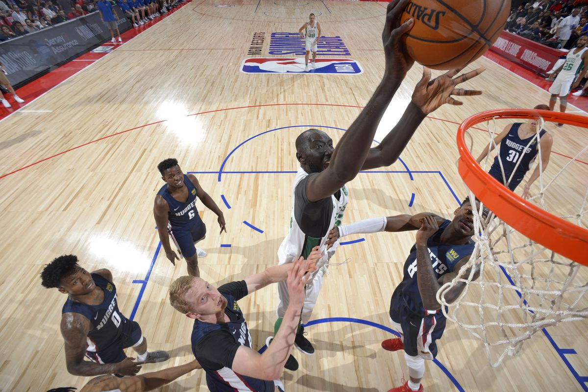 2019 Las Vegas Summer League - Denver Nuggets v Boston Celtics