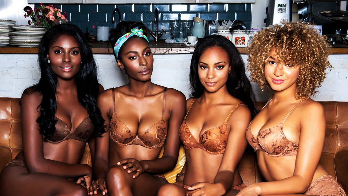 Why Is It So Hard for Women of Color to Buy a Nude Bra