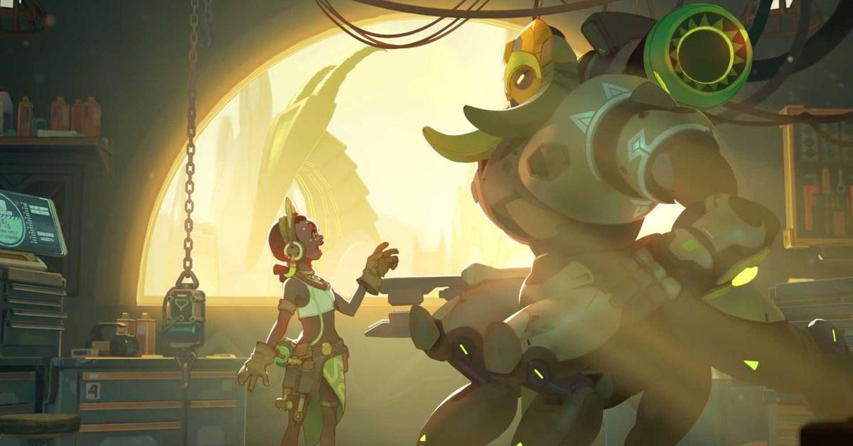 Overwatch Orisa guide - Polygon