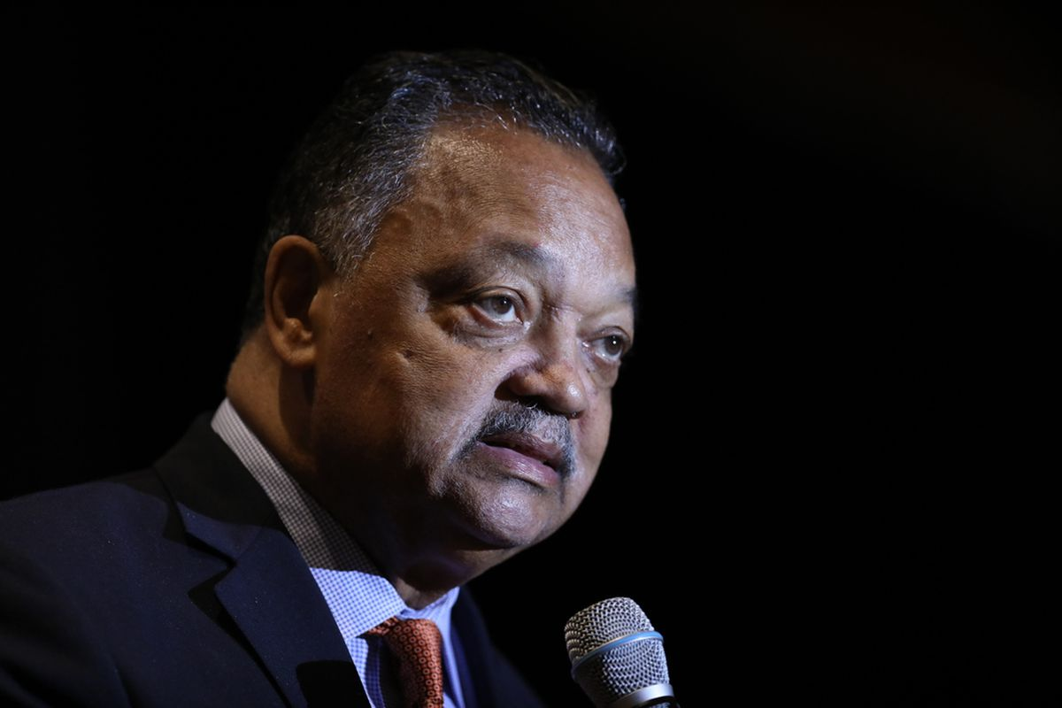 Jesse Jackson reiterates support for Rod Blagojevich