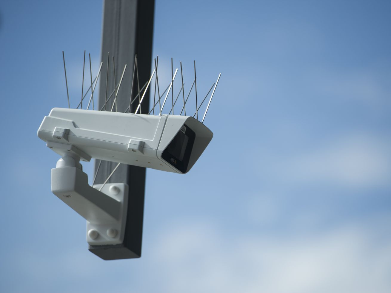 Big Brother may be watching you, but not in San Francisco.