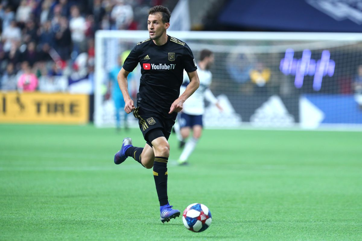 SOCCER: APR 17 MLS - LAFC at Vancouver Whitecaps