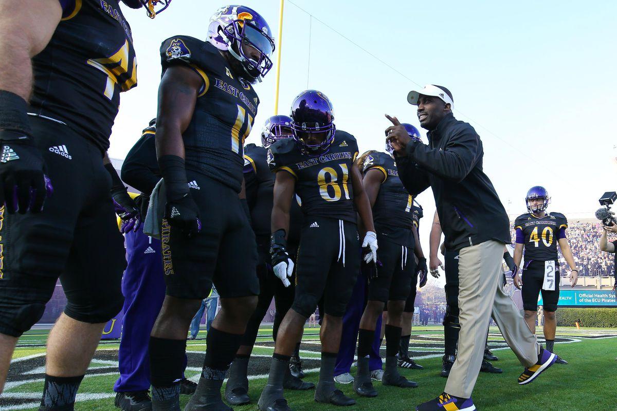 Scottie Montgomery became ECU s head coach after having his skill set  diversified by a mentor James Guillory-USA TODAY Sports a9fd35b12