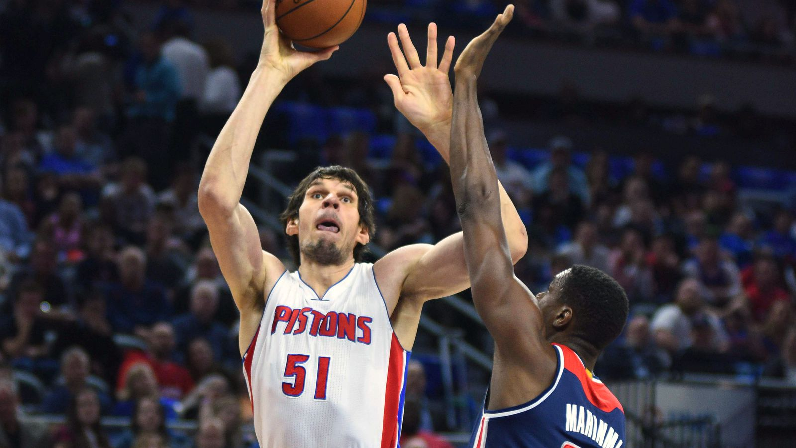 Stan Van Gundy willing to give Boban Marjanovic a chance ...