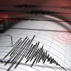 A 5.3-magnitude earthquake shook towns in northern Utah and southern Idaho on Saturday evening, according to the U.S. Geological Survey.