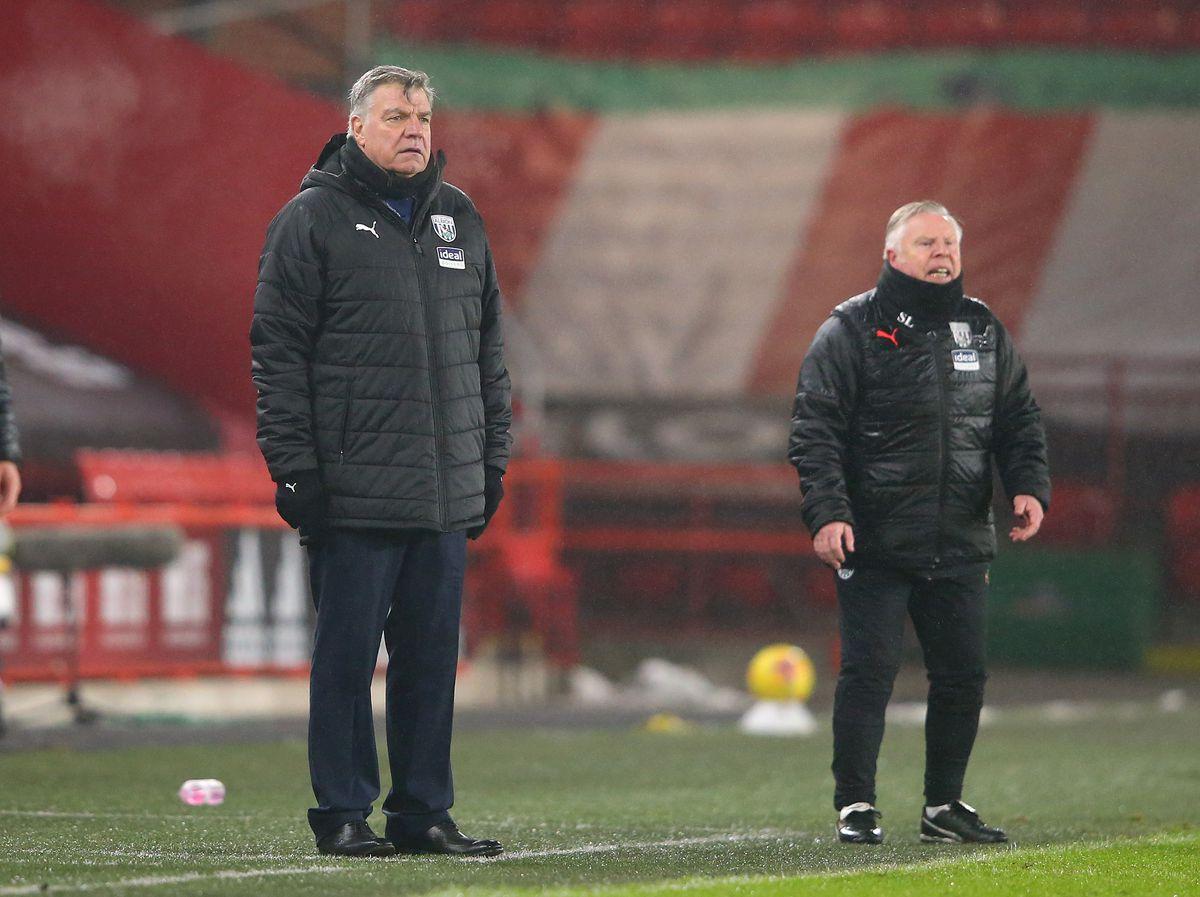 Sheffield United v West Bromwich Albion - Premier League