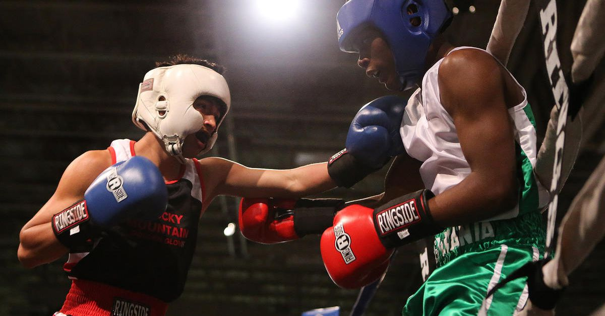 Boxing inc youth competition team