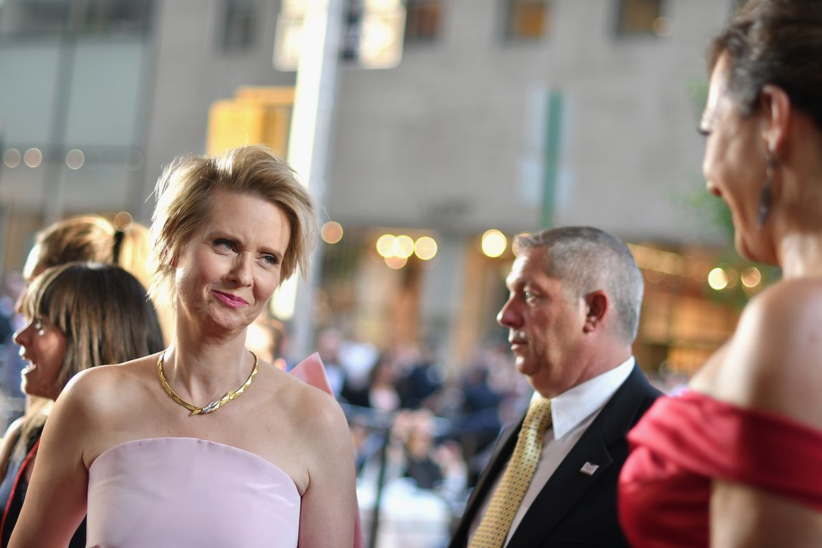 Mike Coppola Getty Images For Tony Awards Productions