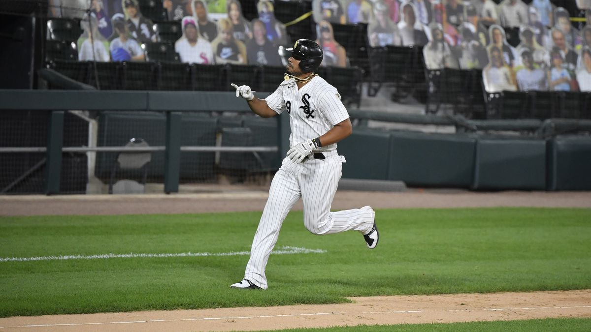 """""""The MVP gave me and my family, and gave to all the people that have been around me and supported me and helped me, just some sort of respect,"""" Jose Abreu said.""""I feel like I gained the respect."""""""