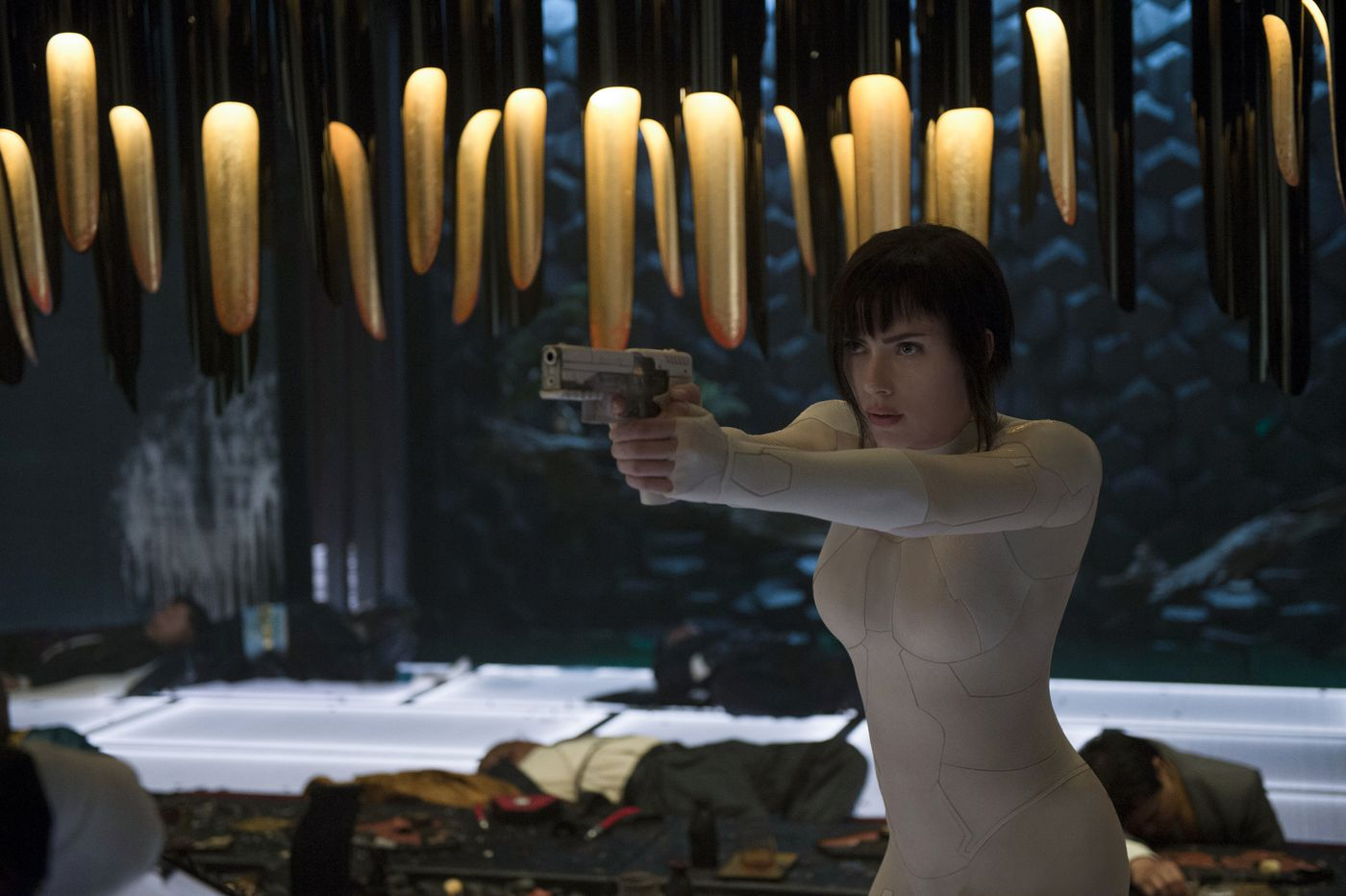 Ghost In The Shell Review A Solid Film Built On A Broken Foundation The Verge