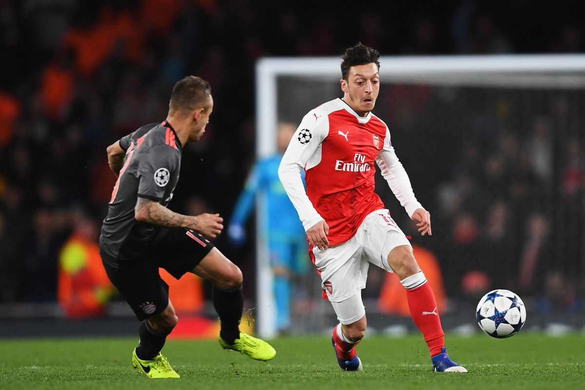 Arsenal Vs Manchester City 2017 Live Stream Game Time Tv Channel And How To Watch Online Sbnation Com