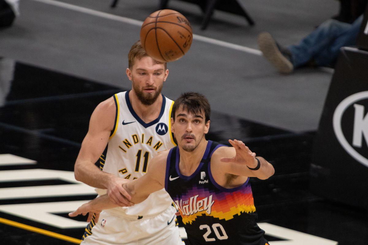 NBA: Indiana Pacers at Phoenix Suns