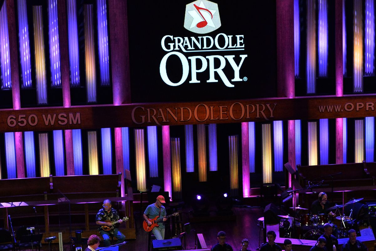 ACM Lifting Lives Music Camp - Grand Ole Opry Performance