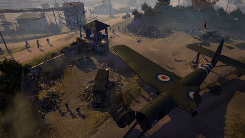 Company Of Heroes 2 Is Changing A Lot With Its New British Forces