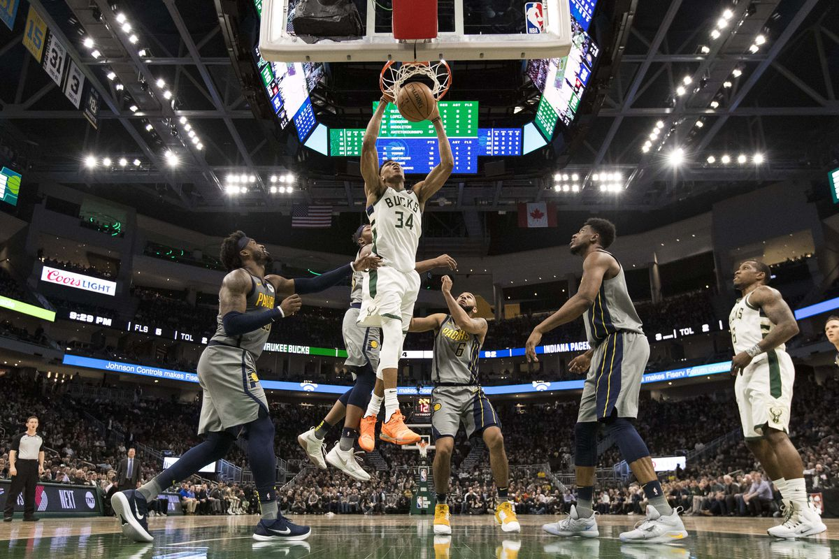 Milwaukee Bucks vs. Indiana Pacers Game Preview