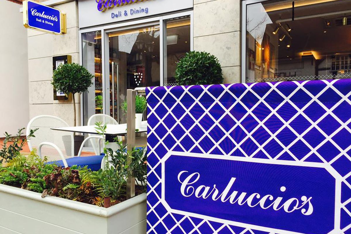 Carluccio's Italian restaurant chain will change up its menu to stay afloat after the collapse of Jamie Oliver's restaurant group